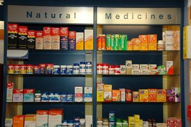 Health Foods and Vitamins